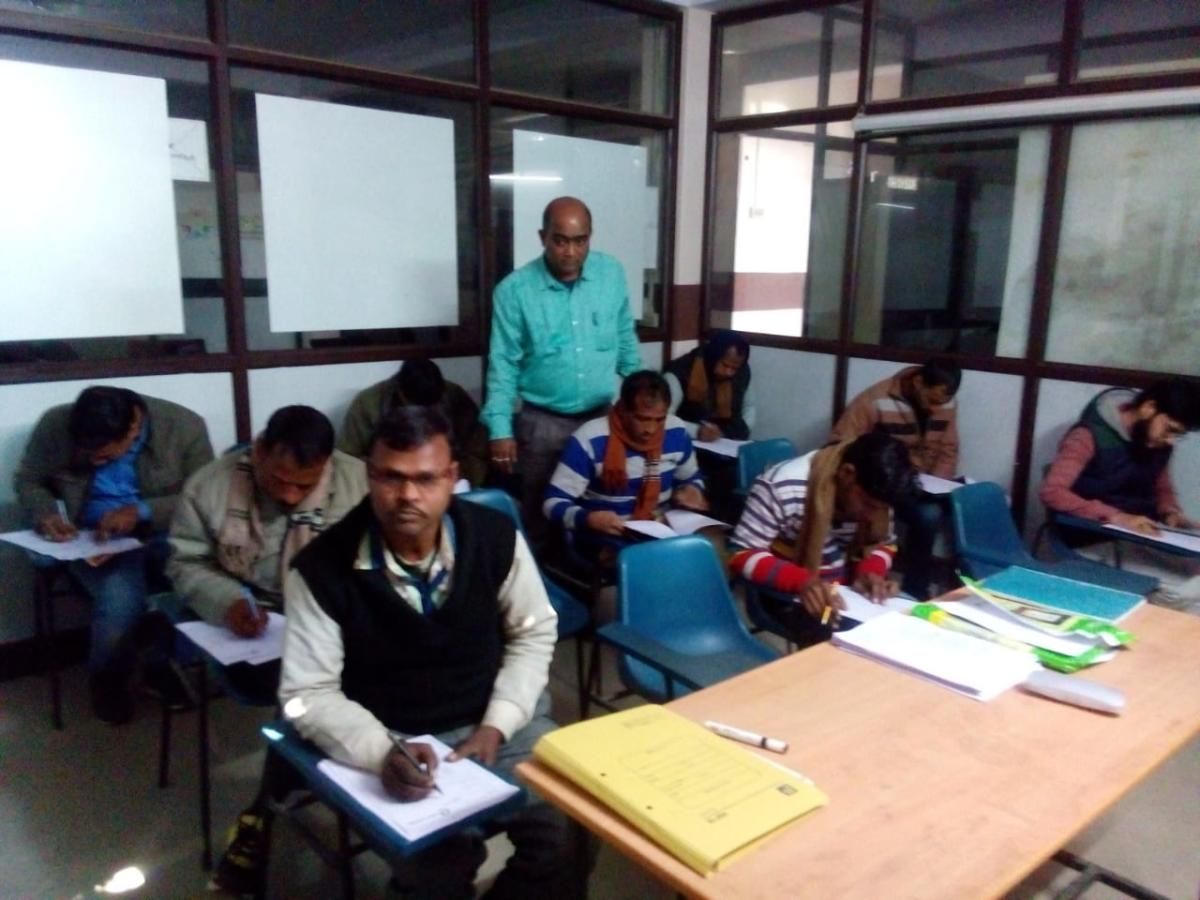 NBCFDC Assessment at Varanasi Uttar Pradesh Batch Name: 411368