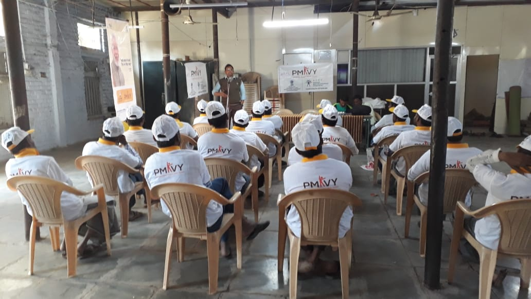RPL Training at Malegaon, Maharashtra Batch Name: 1802MH00266DJTSC/Q2208-000200F2