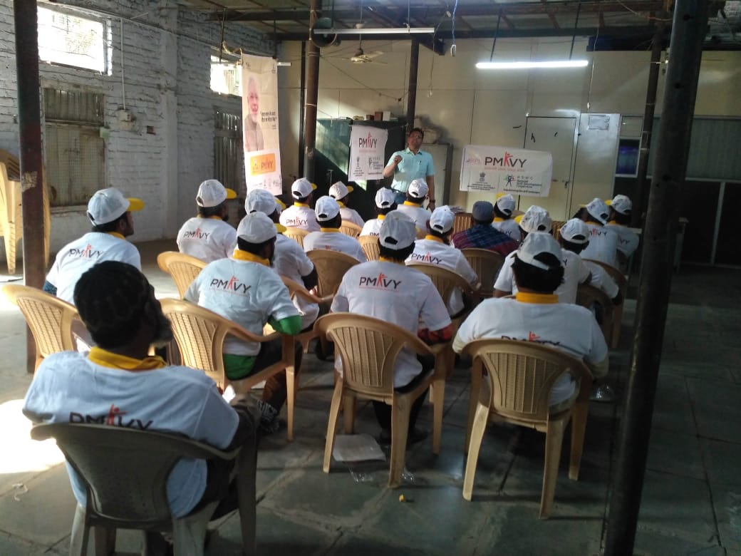 RPL Training at Malegaon, Maharashtra Batch Name: 1802MH00266DJTSC/Q2208-00020D59