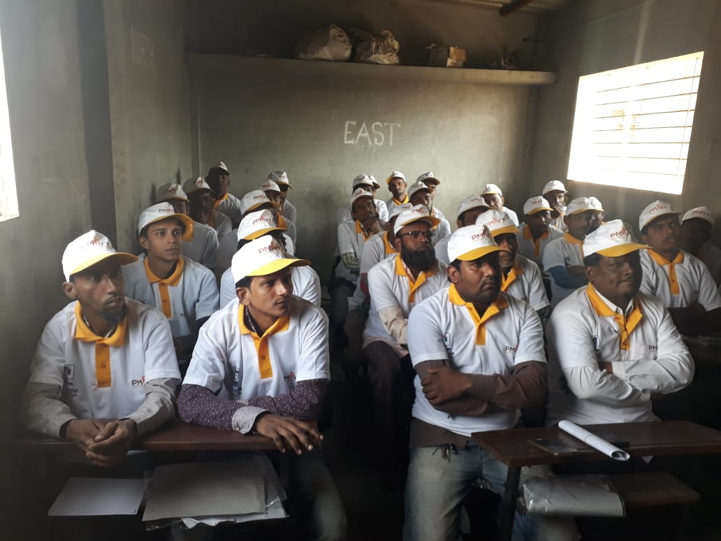 RPL Training at Malegaon, Maharashtra Batch Name: 1802MH00344FJTSC/Q2208-000219A1