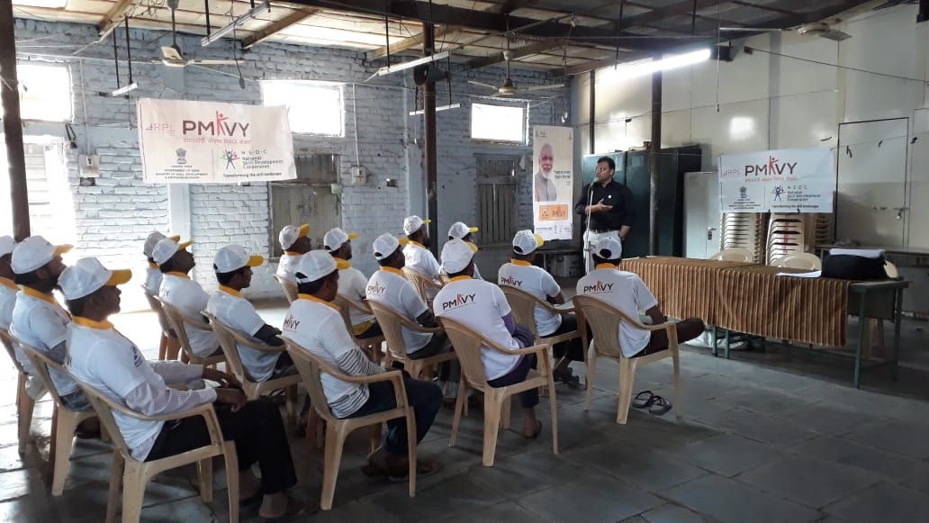 RPL Training at Malegaon, Maharashtra Batch Name: 1802MH00266DJTSC/Q2208-0001FEEA