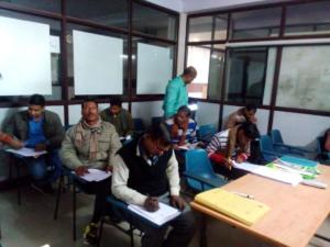 NBCFDC Assessment at Varanasi Uttar Pradesh Batch Name: 411368