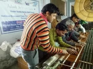 NBCFDC Training at Varanasi Uttar Pradesh Batch Name: 411367
