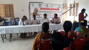 NBCFDC Selection committee meeting at Singupuram Andhra Pradesh
