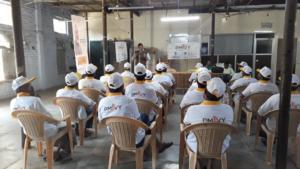 RPL Training at Malegaon, Maharashtra Batch Name: 1802MH00266DJTSC/Q2208-000200F2