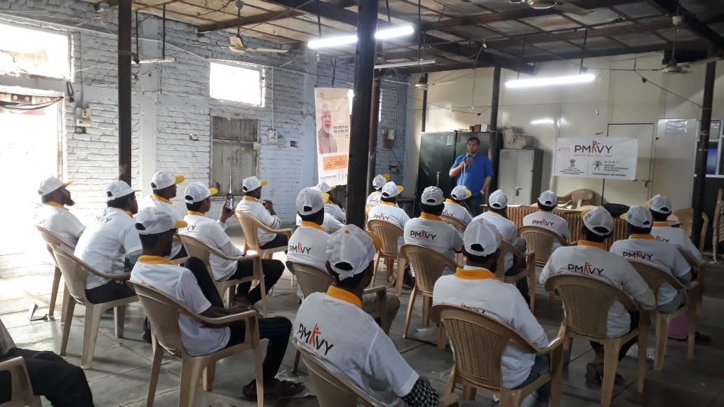 RPL Training at Malegaon, Maharashtra Batch Name: 1802MH00266DJTSC/Q2208-00020568