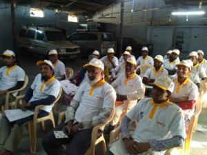 RPL Training at Malegaon, Maharashtra Batch Name: 1802MH00266DJTSC/Q2208-00020D59