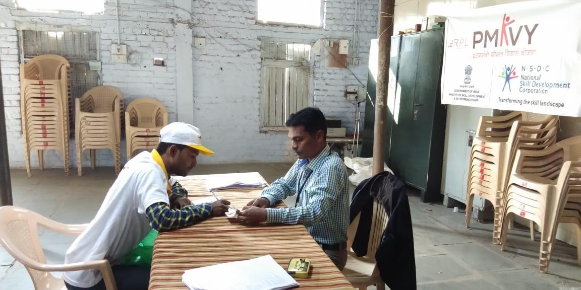 RPL Assessment at Malegaon, Maharashtra Batch Name: 1802MH0027DAJTSC/Q2208-000211F5